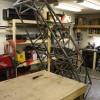 Final welding frame pt 3