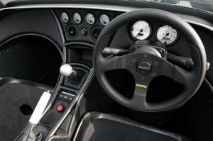 Caterham CSR Dashboard